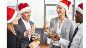 Holiday Christmas Party from Canva